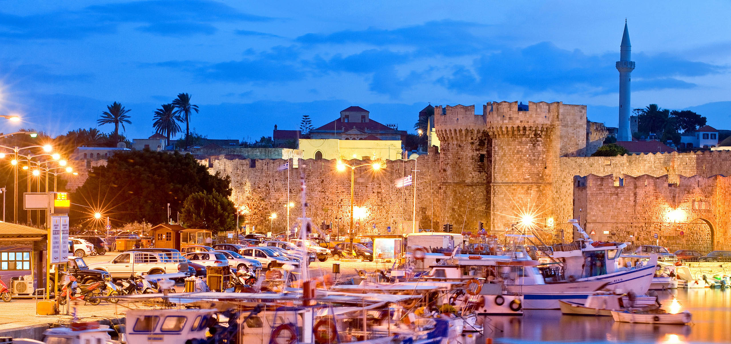 Medieval Town of Rhodes - Discover every secret corner